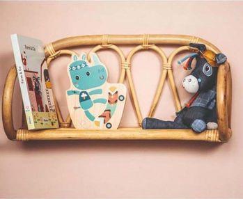 Picture of Lilliputiens Παιδικό Βιβλιαράκι Παζλ Φάρμα