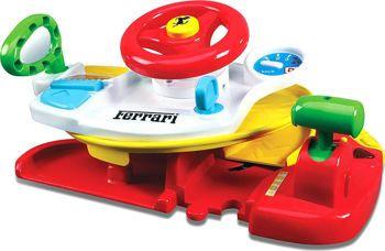 Picture of Bburago Ferrari Dash Ν'Drive Τιμονιέρα-Αυτοκινητόδρομος 2 Σε 1
