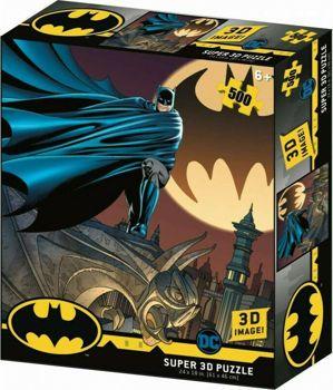 Picture of Prime3D DC Comics Batman Bat Signal 500 Κομμάτια