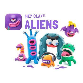 Picture of Dessylas Hey Clay Σετ Εξωγήινοι Κατασκευές Από Πηλό
