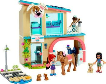 Picture of Lego Friends Heartlake City Vet Clinic (41446)