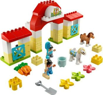 Picture of Lego Duplo Horse Stable and Pony Care 10951