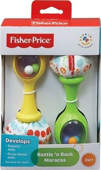 Picture of Fisher-Price Μαράκες (BLT33)